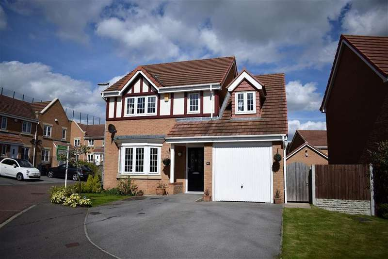 4 Bedrooms Detached House for sale in Inchburn Crescent, Penistone, Sheffield, S36