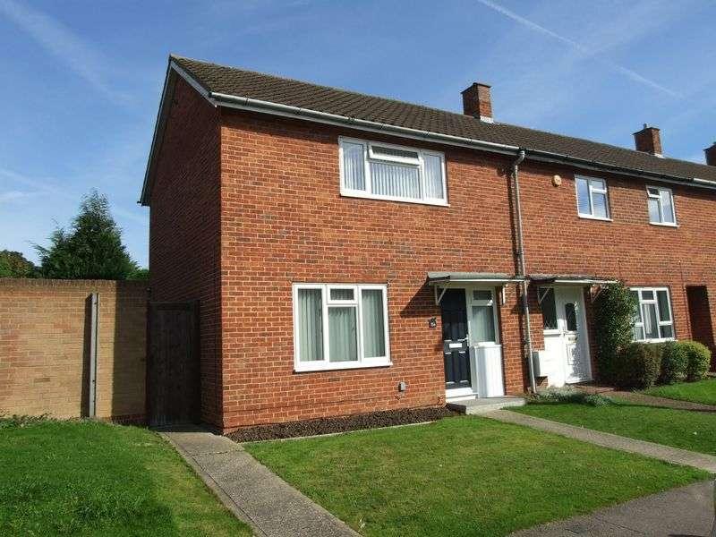 2 Bedrooms Terraced House for sale in Blackbush Spring, Harlow, Essex