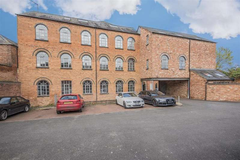 2 Bedrooms Apartment Flat for sale in Gaitor Spat, Ethel Street, Abington, Northampton