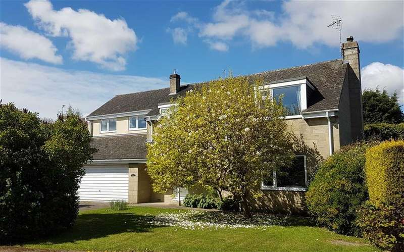 5 Bedrooms Detached House for sale in 20, The Butts, Crudwell, Nr Malmesbury, Malmesbury