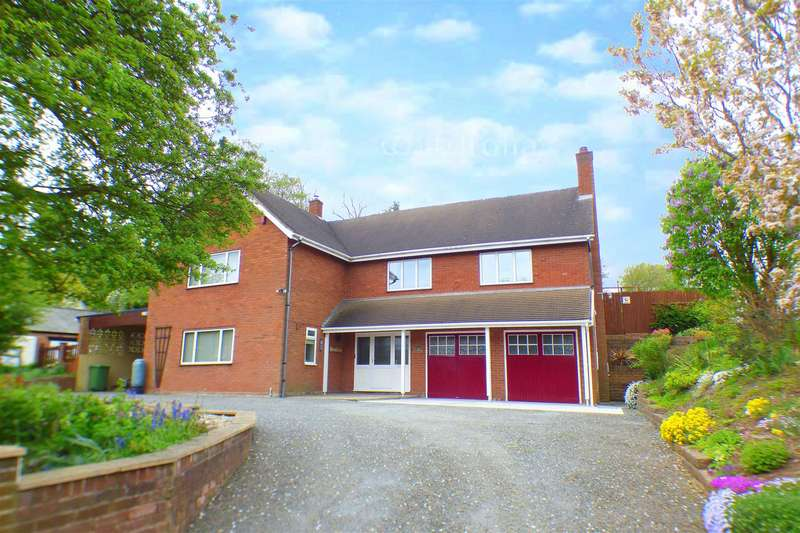 4 Bedrooms Detached House for sale in Wolverton