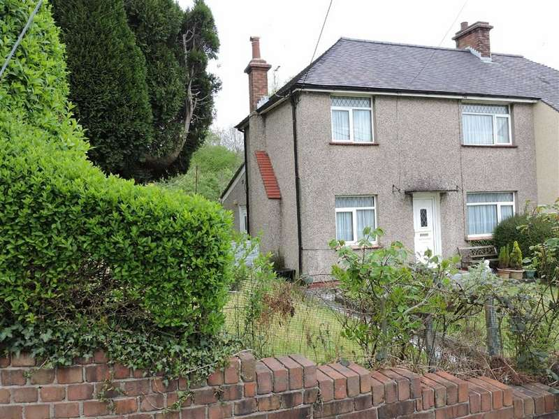 2 Bedrooms Property for sale in St Marys Road, Ynysmeudwy