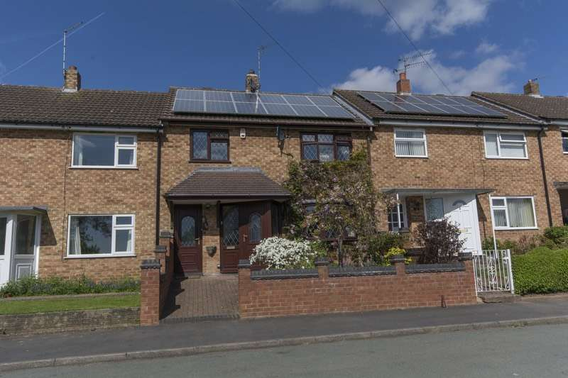 3 Bedrooms Town House for sale in Dee Lane, Newcastle, Staffordshire, ST5