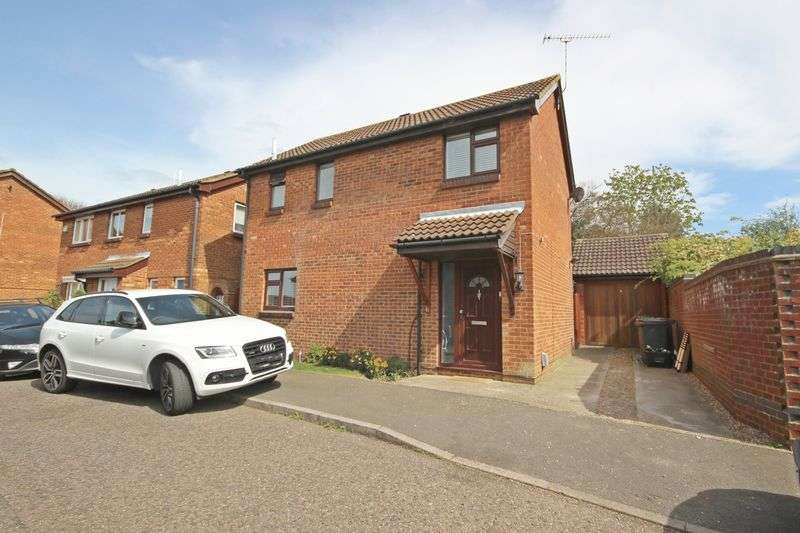 3 Bedrooms Detached House for sale in Wigmore