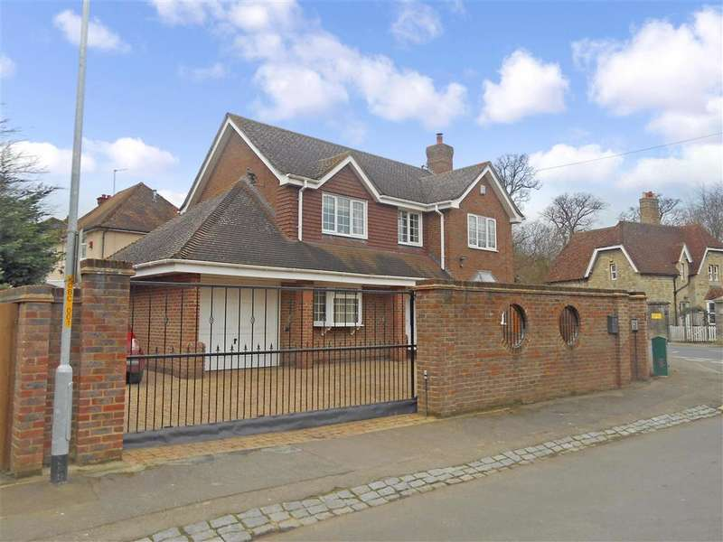 4 Bedrooms Detached House for sale in Otterbourne Place, Maidstone, Kent