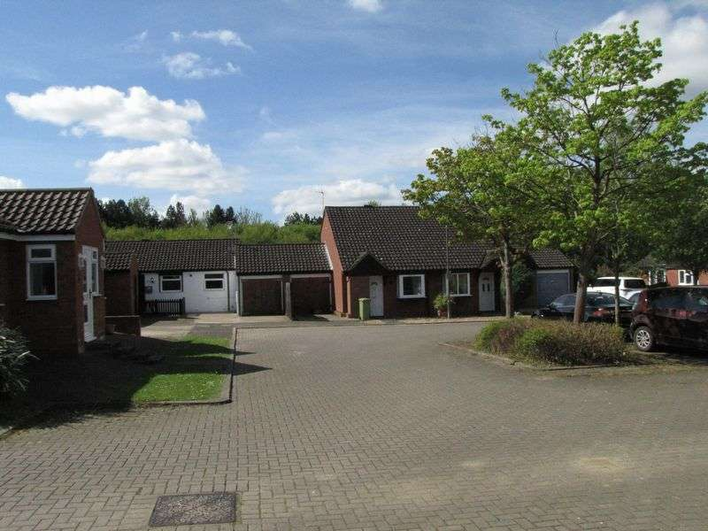 2 Bedrooms Bungalow for sale in Tresher Grove, Milton Keynes