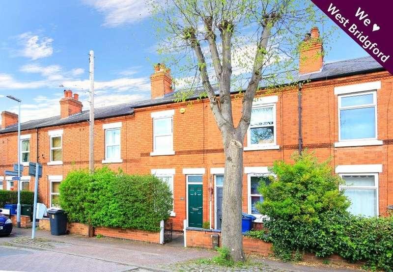 2 Bedrooms House for sale in Exchange Road, West Bridgford, Nottingham, NG2