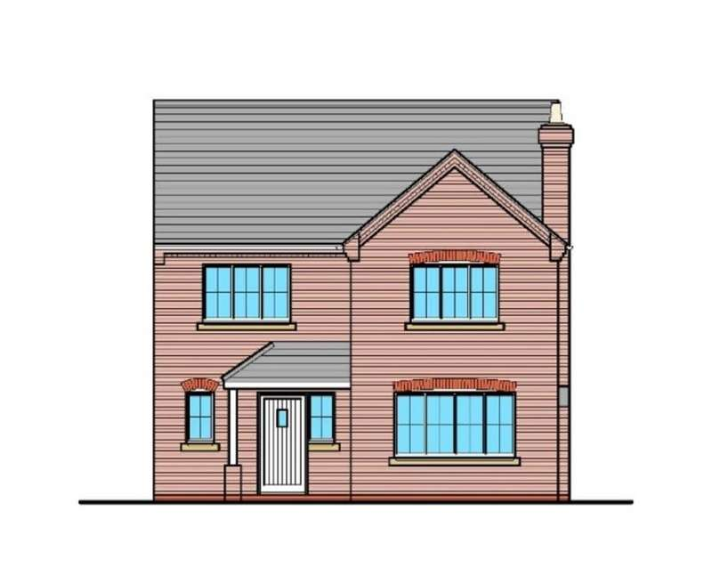 4 Bedrooms Detached House for sale in Plot 3, Yarborough Road, Keelby