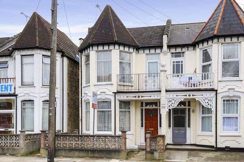 4 Bedrooms Semi Detached House for sale in Sylvan Avenue, Wood Green