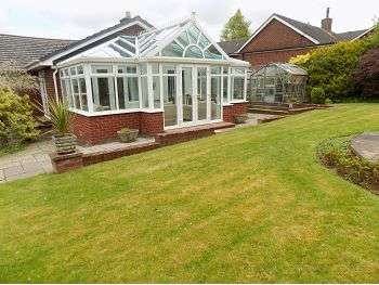 3 Bedrooms Detached Bungalow for sale in Carlton Gardens, Stanwix, Carlisle, CA3 9NR