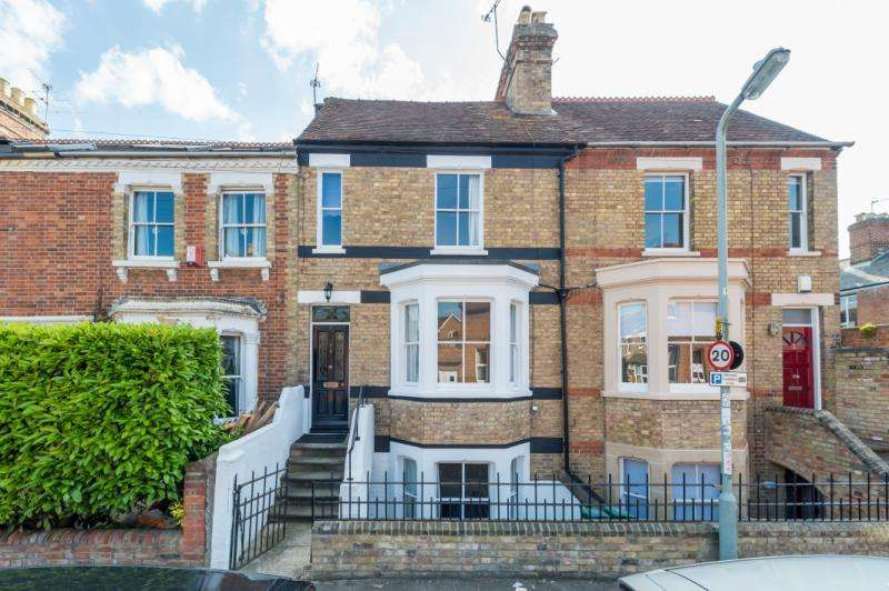 4 Bedrooms Semi Detached House for sale in Hurst Street, Oxford