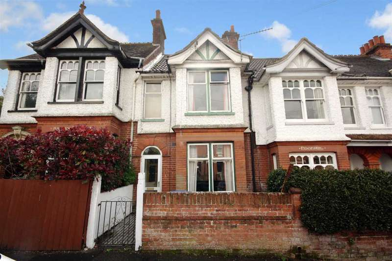 4 Bedrooms Town House for sale in Broom Hill Road, Ipswich