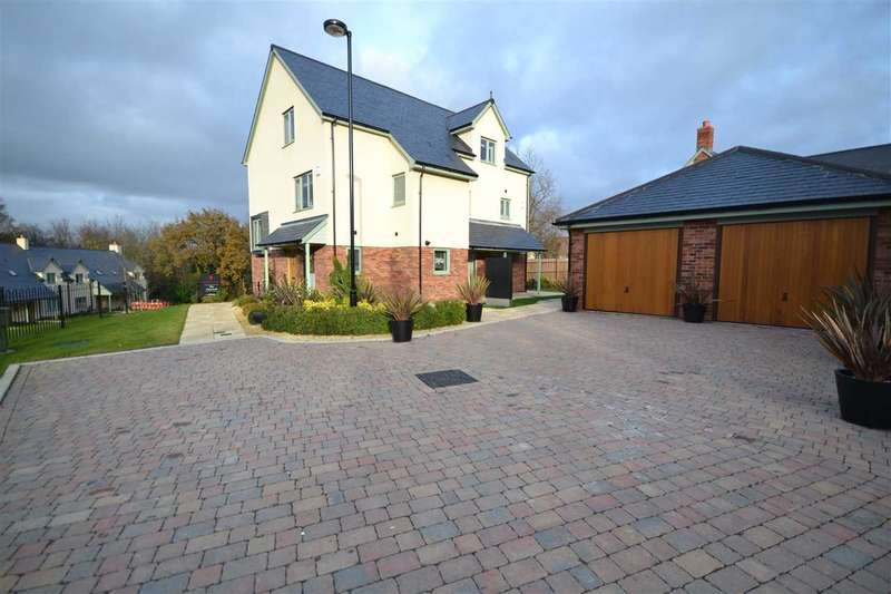 5 Bedrooms Detached House for sale in Mascalls Park, Brentwood