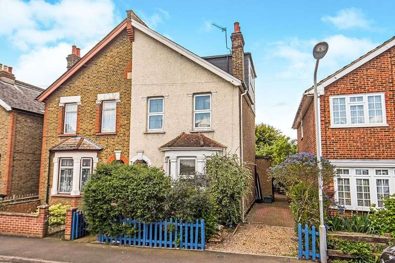 3 Bedrooms Semi Detached House for sale in Tolworth Road, Surbiton, KT6