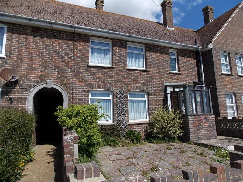 3 Bedrooms Terraced House for sale in Western Road, Newhaven, East Sussex