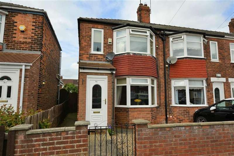 3 Bedrooms End Of Terrace House for sale in Brendon Avenue, Hull, East Yorkshire, HU8