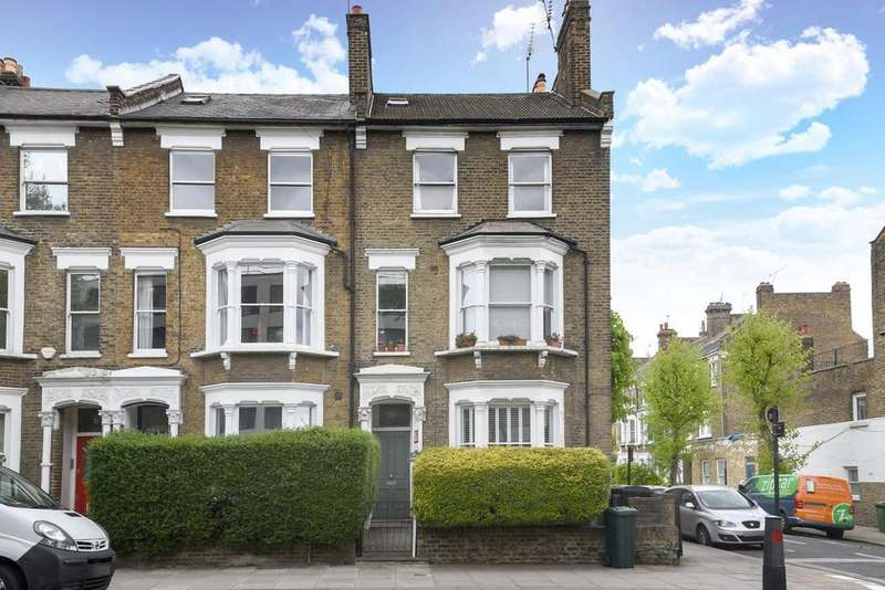 3 Bedrooms Flat for sale in Mansfield Road, Belsize Park, NW3