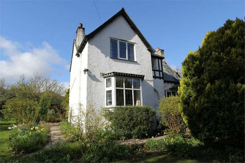4 Bedrooms Detached House for sale in Braithwaite, Keswick, Cumbria