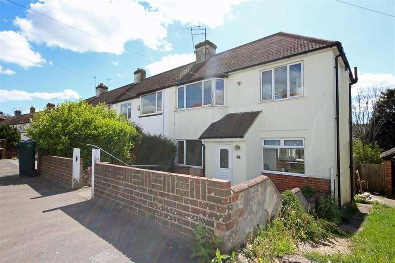 2 Bedrooms End Of Terrace House for sale in Tangmere Road, Patcham, Brighton