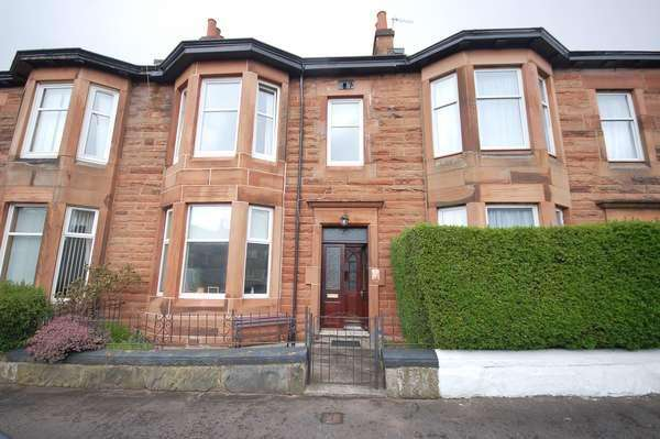 3 Bedrooms Terraced House for sale in 19 Ballogie Road, Kings Park, Glasgow, G44 4SZ