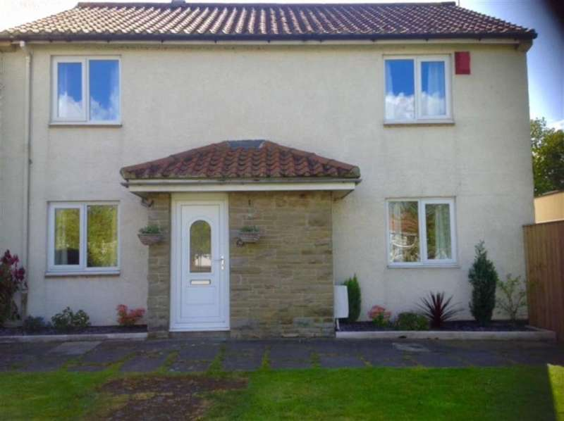 4 Bedrooms Semi Detached House for sale in Southside, Middridge, County Durham