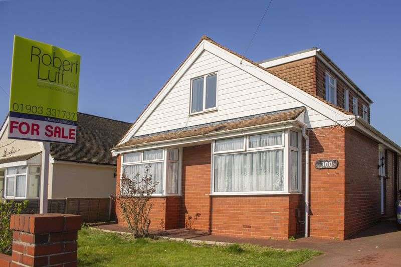 5 Bedrooms Bungalow for sale in Sompting Road, Lancing