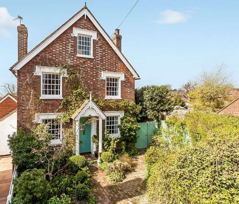 4 Bedrooms House for sale in Church Street, Ticehurst
