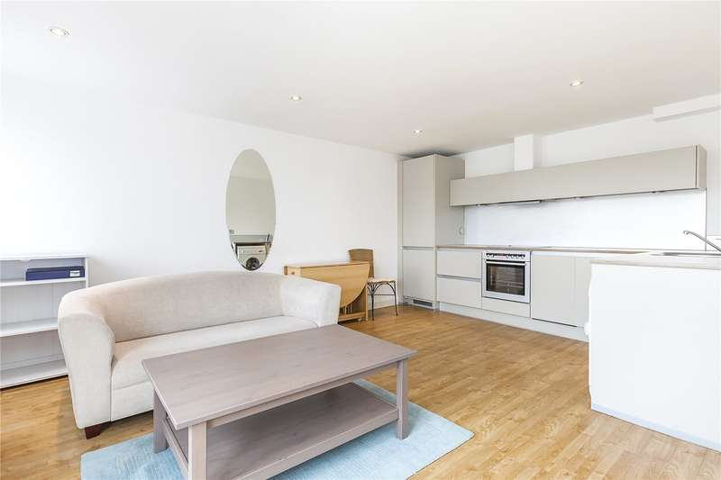 1 Bedroom Flat for sale in Rosegate House, 3 Hereford Road, London, E3