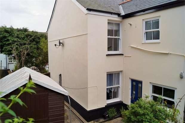 2 Bedrooms End Of Terrace House for sale in Anne Street, Blaenavon, PONTYPOOL, Torfaen