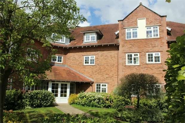 3 Bedrooms Flat for sale in Warford Park Faulkners Lane, Mobberley, Knutsford, Cheshire
