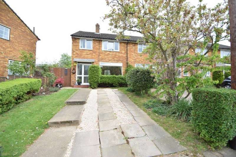 2 Bedrooms End Of Terrace House for sale in Lynch Hill Lane, Slough, SL2