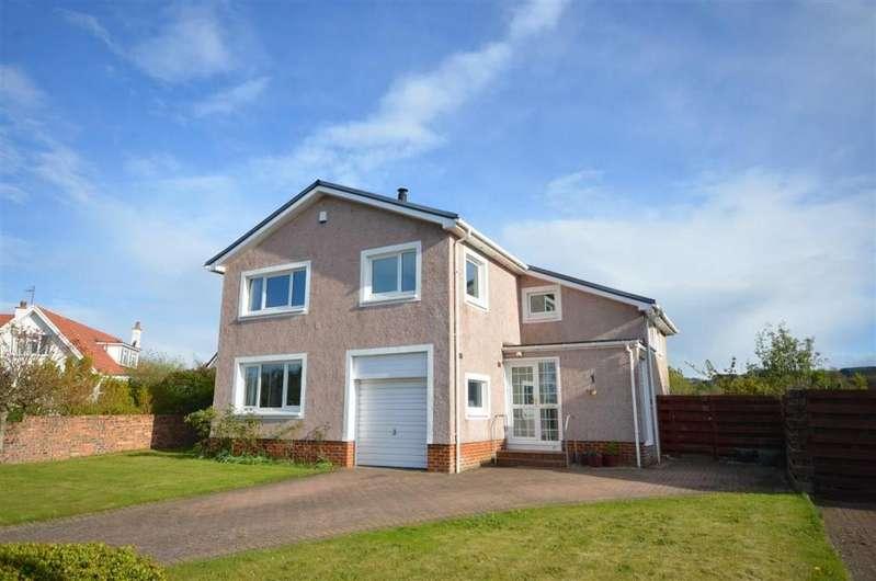 4 Bedrooms Detached Villa House for sale in 29 Greenan Road, Doonfoot, KA7 4JT