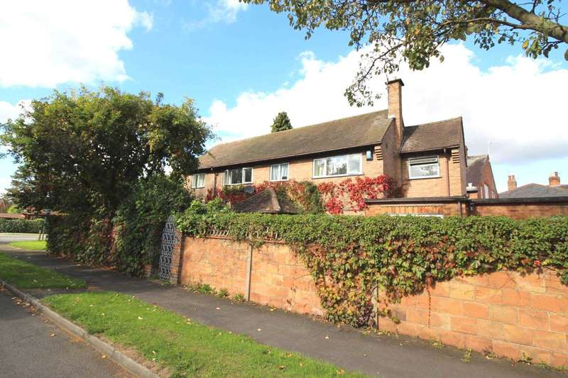 4 Bedrooms Detached House for sale in The Rise, Rothley