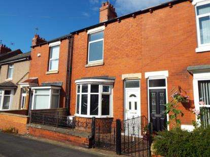 2 Bedrooms Terraced House for sale in West Terrace, Spennymoor, Durham, DL16