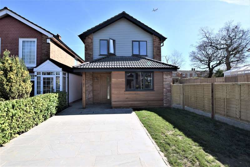 3 Bedrooms Detached House for sale in Grasmere Road, Gatley