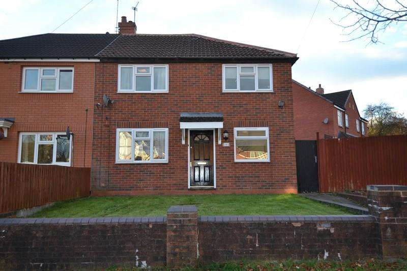 3 Bedrooms Semi Detached House for sale in Chatham Road, Northfield, Birmingham