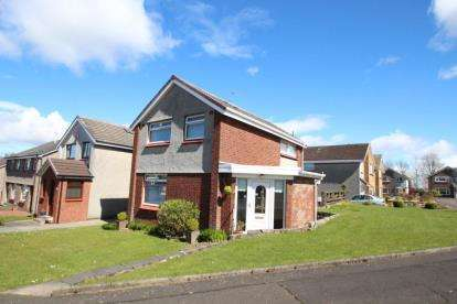 3 Bedrooms Detached House for sale in Bemersyde, Bishopbriggs