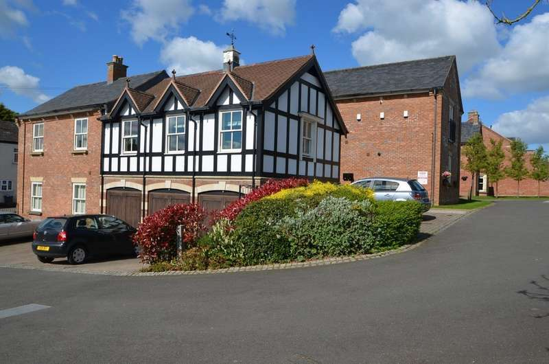1 Bedroom Apartment Flat for sale in Tresham House, Guys Common, Rugby