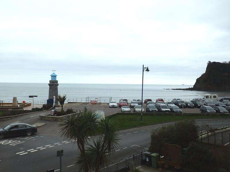 2 Bedrooms Apartment Flat for sale in Powderham Terrace, Teignmouth