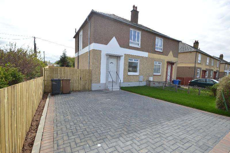 3 Bedrooms Semi Detached House for sale in Girdle Toll, Irvine, North Ayrshire, KA11 1AW