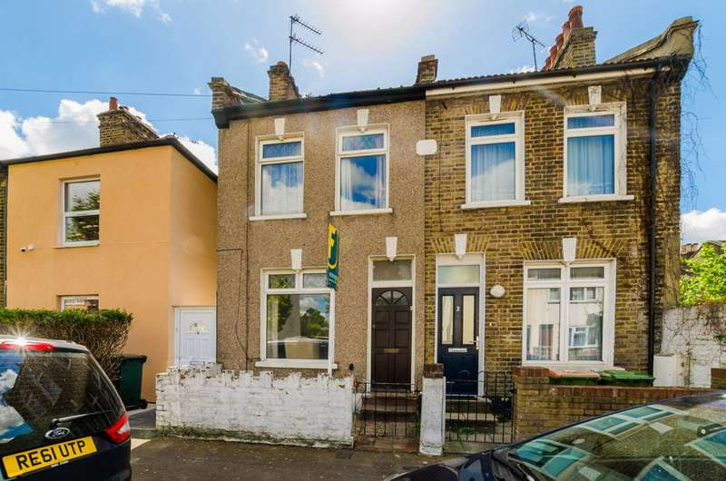 2 Bedrooms End Of Terrace House for sale in Dean Street, Forest Gate, E7