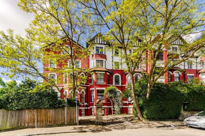 1 Bedroom Flat for sale in Seymour Villas, Anerley, SE20