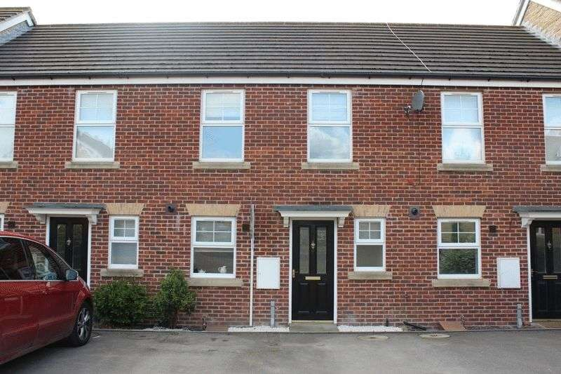 2 Bedrooms Terraced House for sale in Barnsdale Way, Pontefract