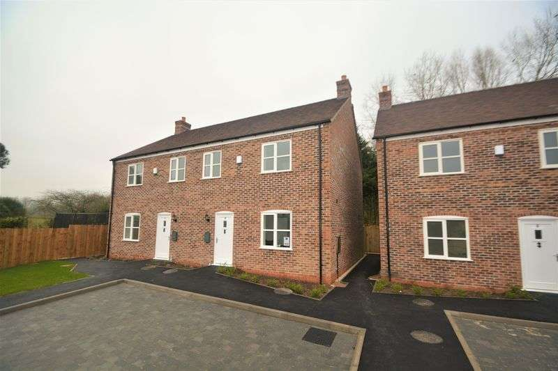 3 Bedrooms Semi Detached House for sale in Hodge Bower, Ironbridge TF8