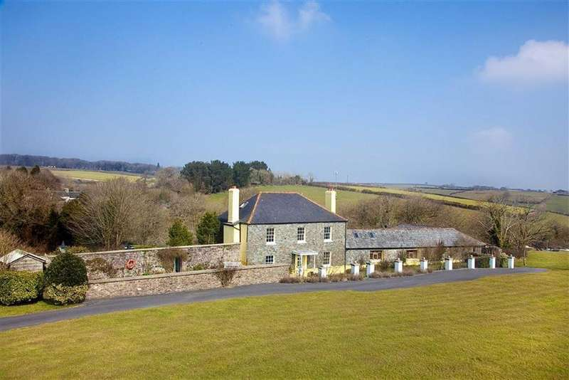 5 Bedrooms Detached House for sale in Blackawton, Nr Dartmouth, Devon, TQ9