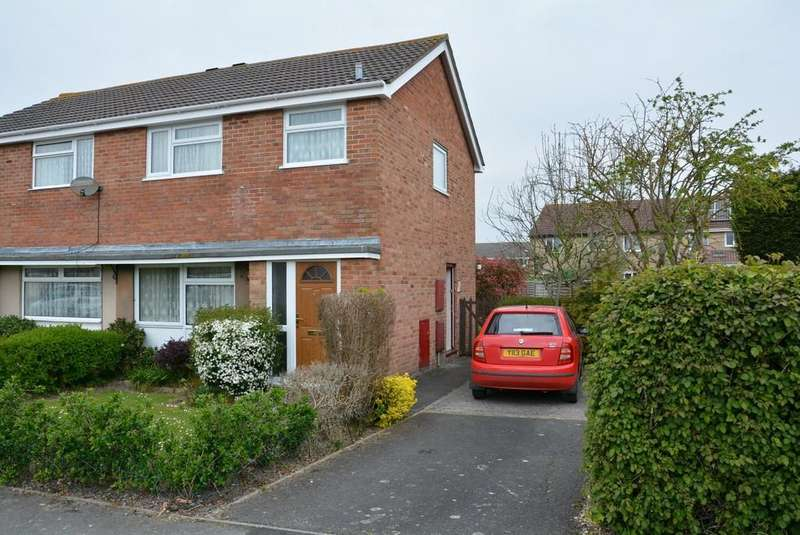 3 Bedrooms End Of Terrace House for sale in Cabot Way, Weston-super-Mare