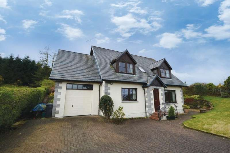 4 Bedrooms Detached House for sale in Leapmoor Cottage, Off Spey Road, Inverkip, PA16 0DA