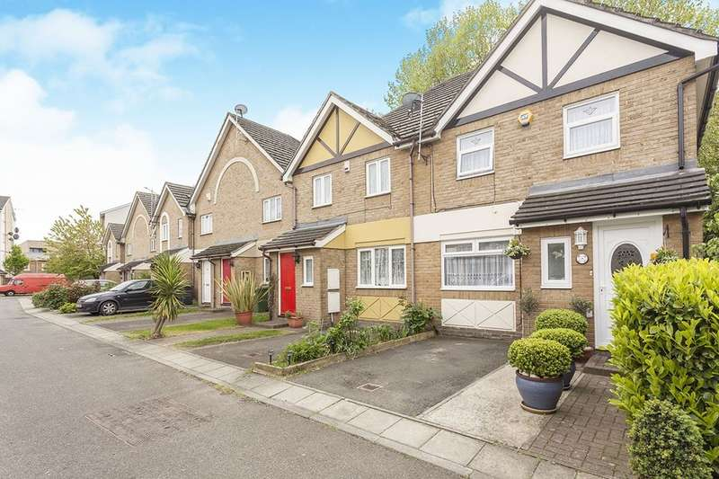 3 Bedrooms Semi Detached House for sale in Pump Lane, Avonley Village, New Cross, London, SE14
