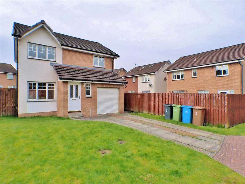3 Bedrooms Detached House for sale in Deanston Gardens, Barrhead, GLASGOW