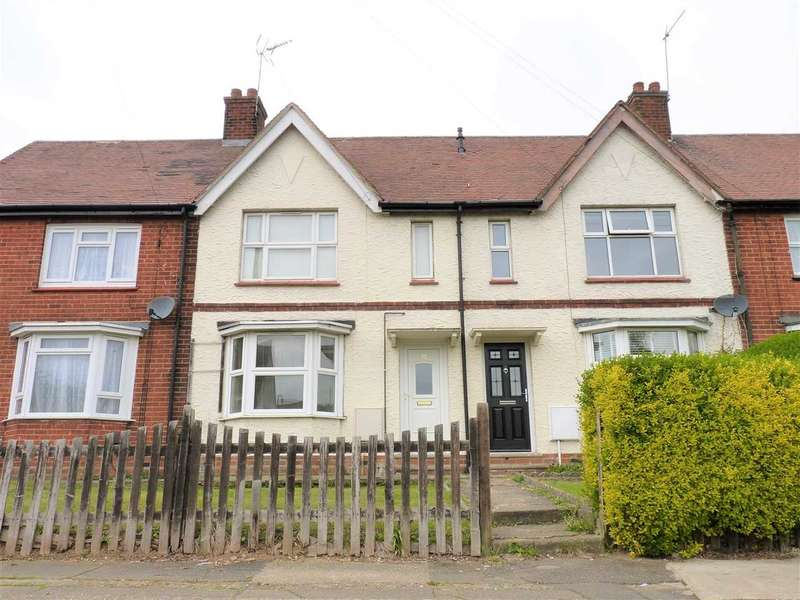2 Bedrooms Terraced House for sale in Birchfield Road, Wellingborough, NN8 3JE